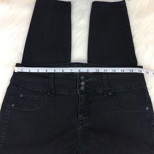 torrid Jeans - Torrid Denim Black Skinny Jean Size 12S